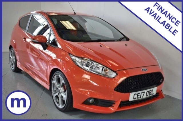 Used Ford Fiesta St-3 Hatchback