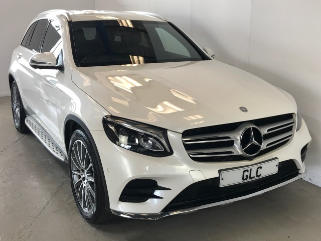 Used Mercedes Benz Glc-class Glc 220 D 4matic Amg Line Estate