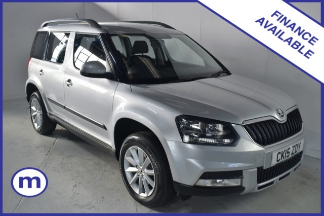 Used Skoda Yeti Outdoor S TDi Cr Suv