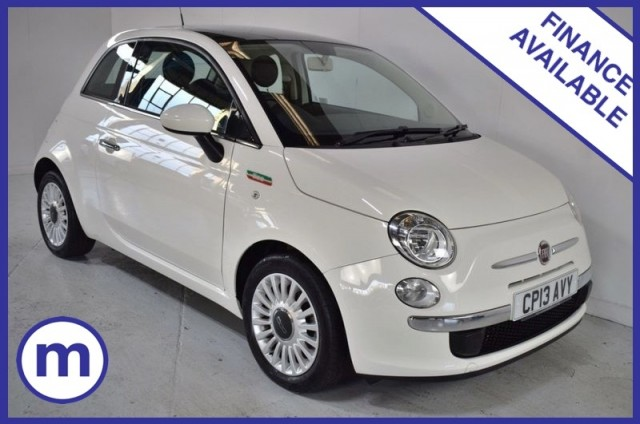 Used Fiat 500 Lounge Dualogic Hatchback
