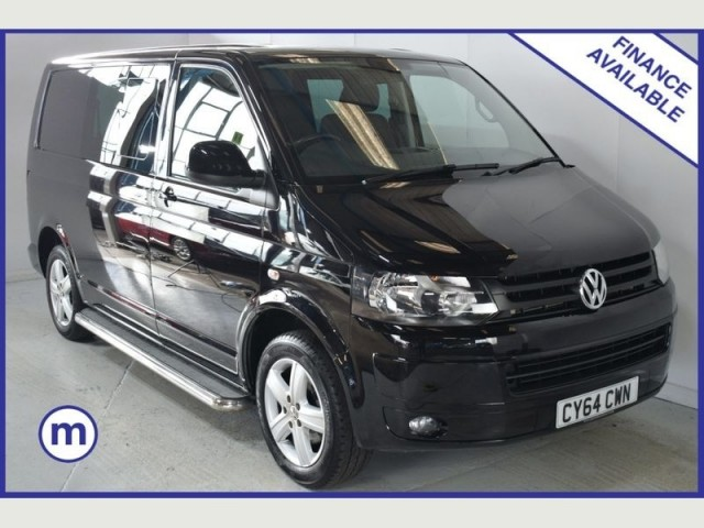 Used Volkswagen Transporter T32 TDi Kombi Highline Window Van