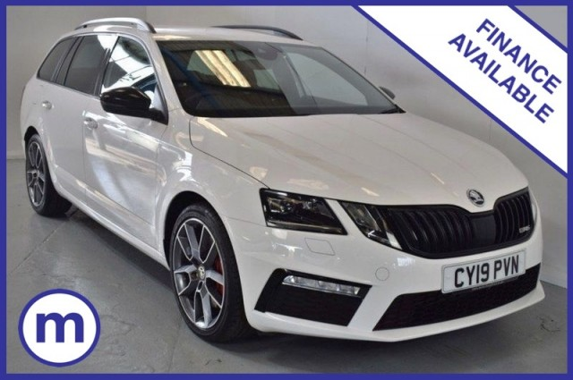 Used Skoda Octavia Vrs Tsi DSG Estate