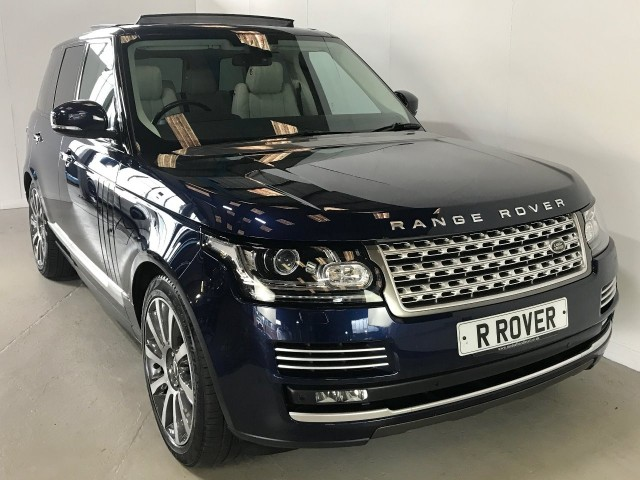 Used Land Rover Range Rover TDv6 Vogue Se Suv