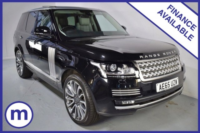 Used Land Rover Range Rover TDv6 Autobiography Suv