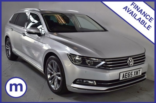 Used Volkswagen Passat GT TDi Bluemotion Technology DSG Estate