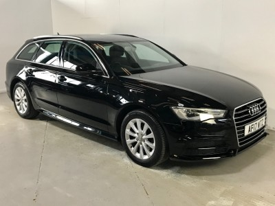 Audi A6 Avant Tdi Ultra Se Executive