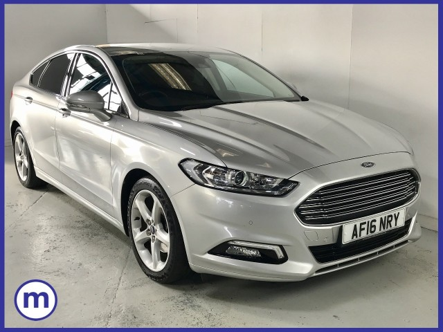 Used Ford Mondeo Titanium TDCi Hatchback