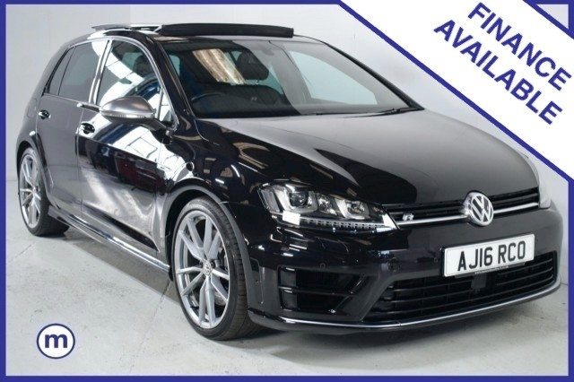 Used Volkswagen Golf R DSG Hatchback