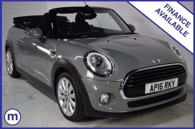Used Mini Convertible Cooper Convertible