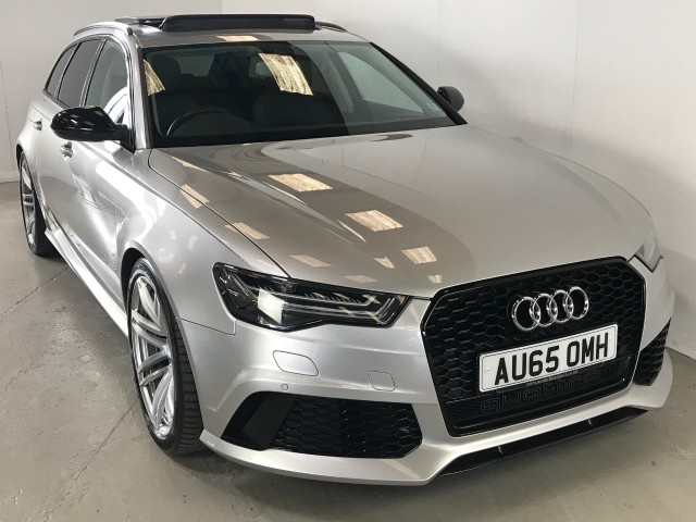 Used Audi RS 6 Avant Tfsi V8 Quattro Estate