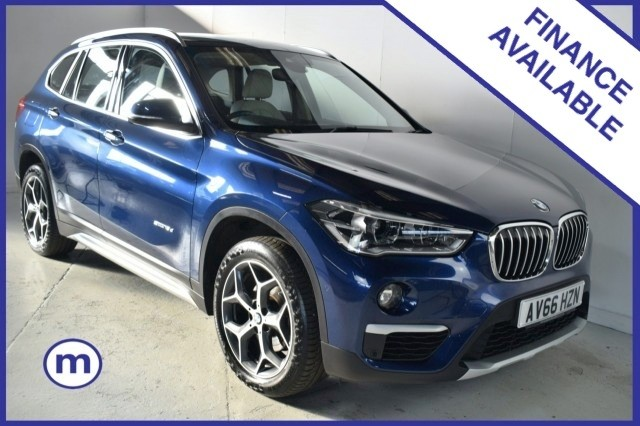 Used BMW X1 Sdrive18d Xline Suv