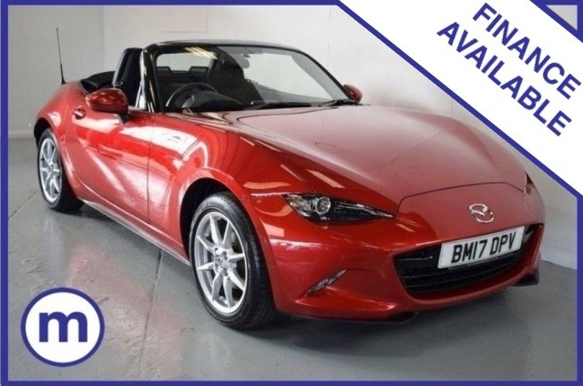 Used Mazda MX-5 Se Convertible