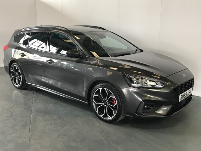 Used Ford Focus St-line X TDCi Estate