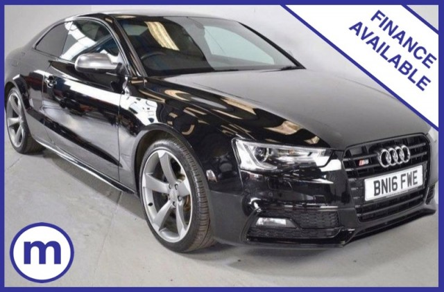 Used Audi S5 Tfsi Quattro S Line Black Edition Coupe