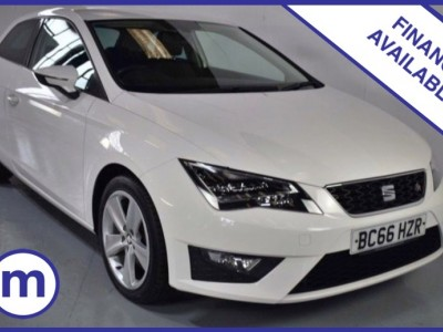 Seat Leon Tdi Fr Technology