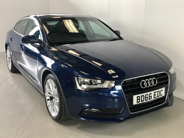 Used Audi A5 TDi SE Technik Hatchback