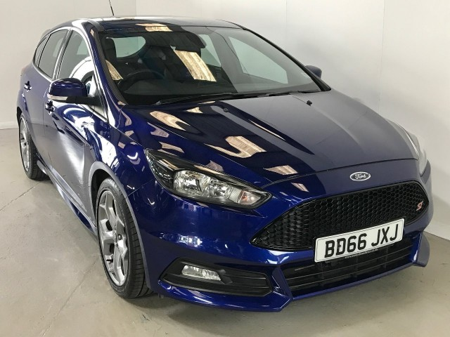 Used Ford Focus St-2 TDCi Hatchback