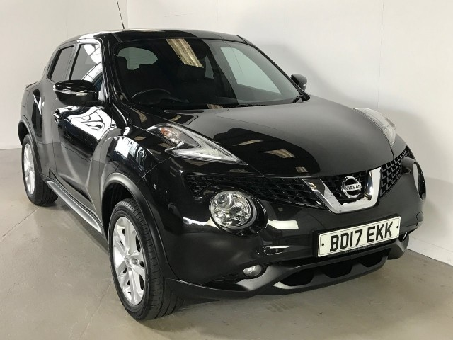 Used Nissan Juke N-connecta DCi Suv