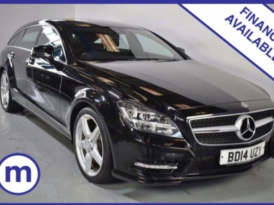 Mercedes Benz Cls Cls250 Cdi Blueefficiency Amg Sport