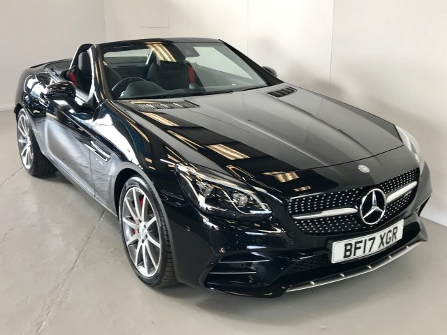 Used Mercedes Benz Slc Amg Slc 43 Convertible