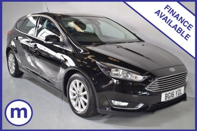Used Ford Focus Titanium Hatchback