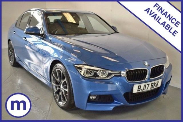 Used BMW 3 Series 330e M Sport Saloon