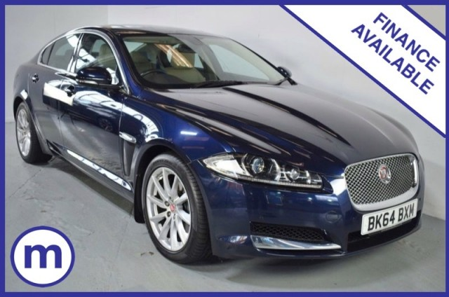 Used Jaguar XF D V6 Premium Luxury Saloon