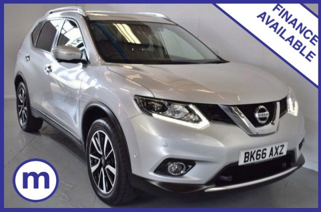 Used Nissan X-trail DCi Tekna Estate