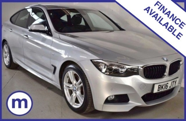 Used BMW 3 Series 330d Xdrive M Sport Gran Turismo Hatchback