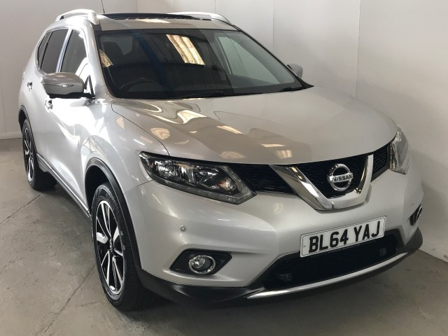 Used Nissan X-trail DCi N-tec Estate