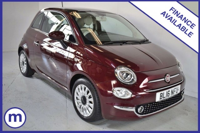 Used Fiat 500 Twinair Lounge Hatchback