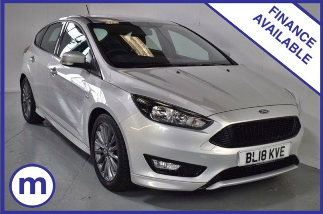 Used Ford Focus St-line Hatchback