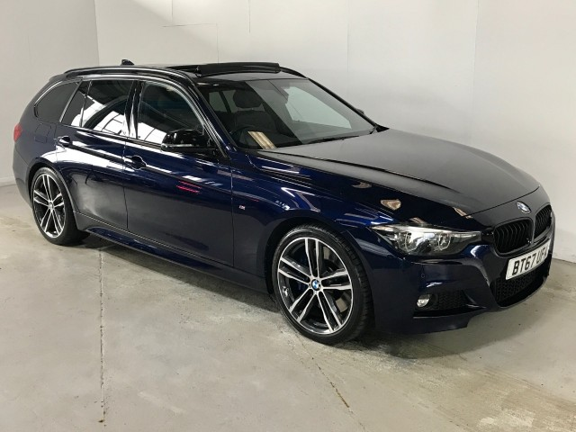 Used BMW 3 Series 330i M Sport Shadow Edition Touring Estate