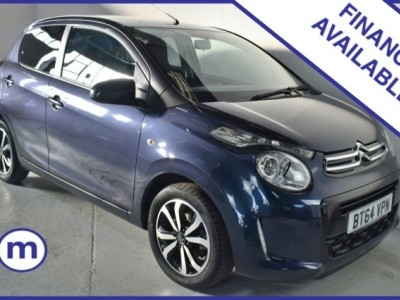 Citroen C1 Puretech Flair