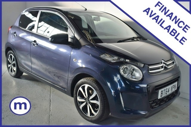 Used Citroen C1 Puretech Flair Hatchback