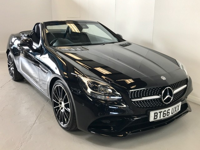 Used Mercedes Benz Slc Slc 250 D Amg Line Convertible