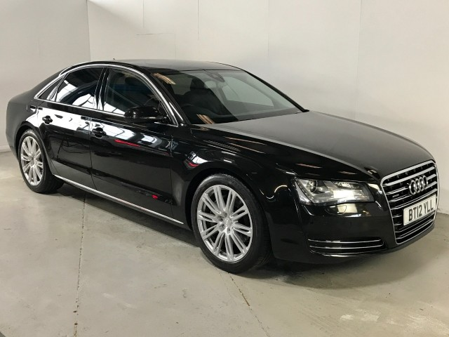 Used Audi A8 TDi Quattro SE Executive Saloon