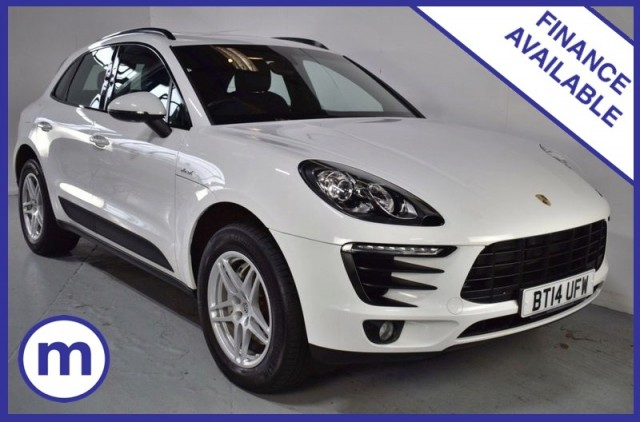 Used Porsche Macan D S Pdk Estate