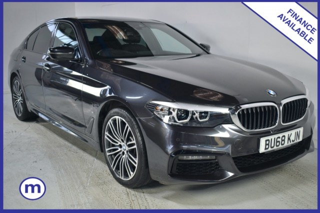 Used BMW 5 Series 530e M Sport Saloon