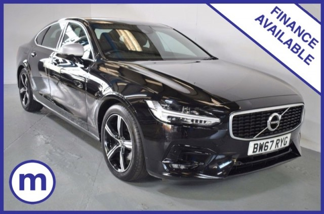 Used Volvo S90 D4 R-design Saloon
