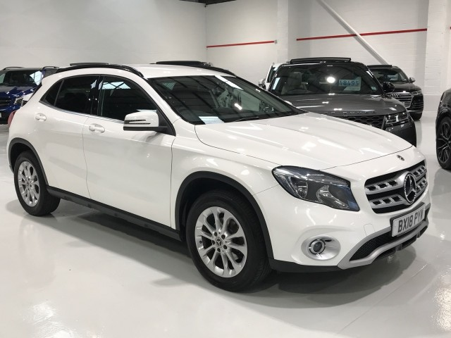 Used Mercedes Benz Gla-class Gla 200 Se Estate