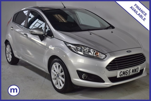 Used Ford Fiesta Titanium Hatchback