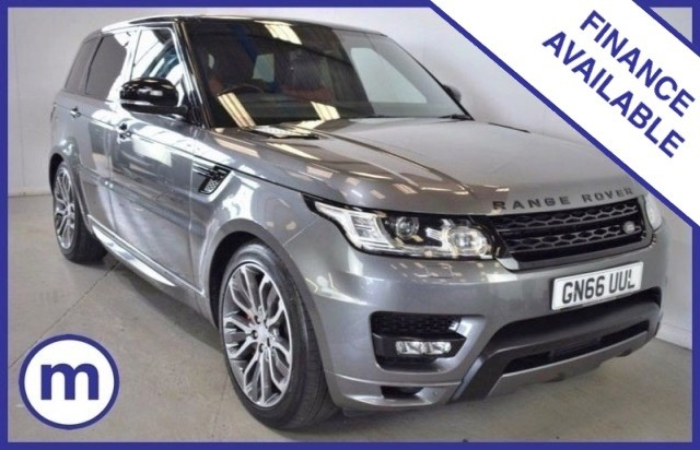 Used Land Rover Range Rover Sport Sdv6 Autobiography Dynamic Suv