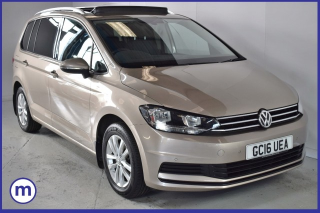 Used Volkswagen Touran SE Family TDi Bluemotion Technology MPV