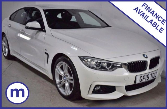 Used BMW 4 Series 418d M Sport Gran Coupe Coupe