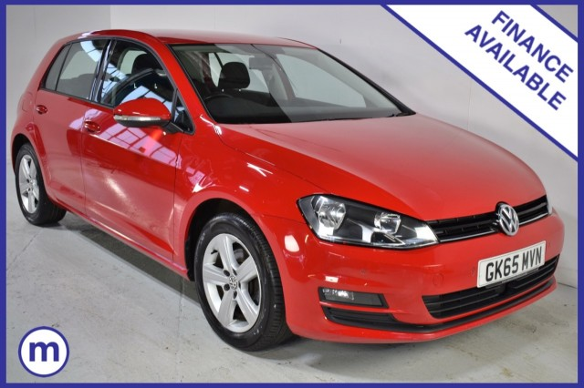 Used Volkswagen Golf Match Tsi Bluemotion Technology Hatchback