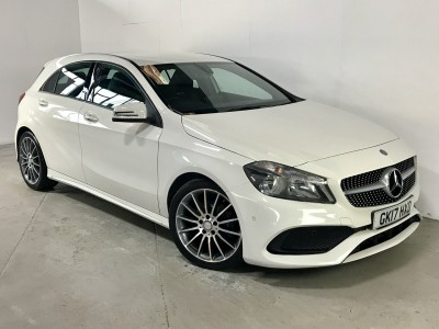Mercedes Benz A-class A 200 D Amg Line Executive