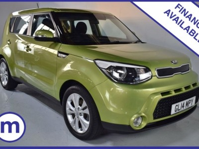 Kia Soul Crdi Connect Plus