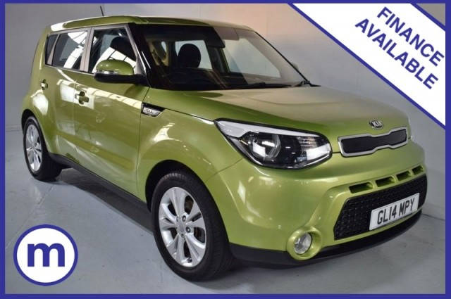 Used Kia Soul CRDi Connect Plus Hatchback