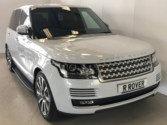 Used Land Rover Range Rover TDv6 Vogue Suv